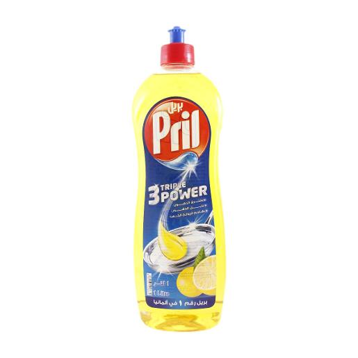Pril Dishwashing Liquid Lemon (1 ltr)