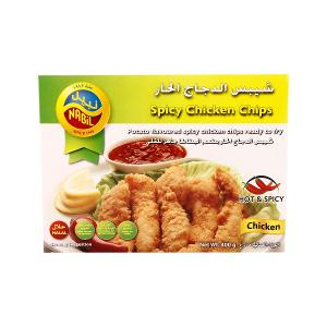 Nabil Spicy Chicken Chips  400g