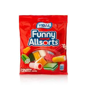 Vidal Funny All Sorts (100 g)
