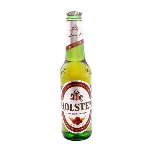 Holsten Non-Alcoholic Malt Beverage Cranberry Flavour (330 ml)