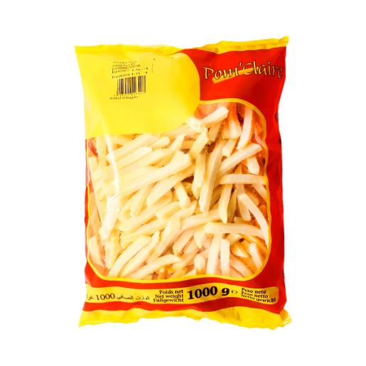 Claire Frozen Potato Fries (1kg)