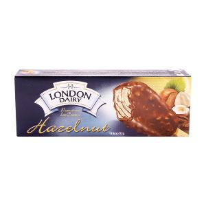 London Dairy Ice Cream Stick Hazelnut (82 g)