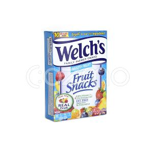 Welch's Mixed Fruit Snacks 255g