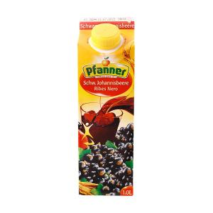 Pfanner Black Current Nectar (1 ltr)
