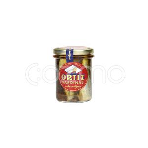 Ortiz Sardines In Olive Oil 190g