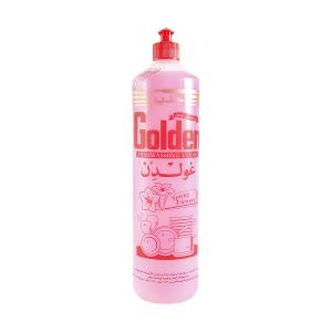 Golden Dishwashing Liquid Pink (1 ltr)