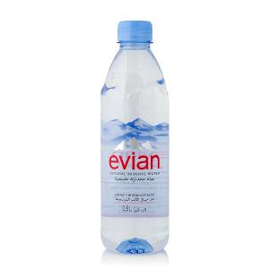 Evian Natural Mineral Water Prestige Bottle (330 ml)