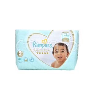 Pampers Premium Care Diapers Size 5 - 46 Pcs