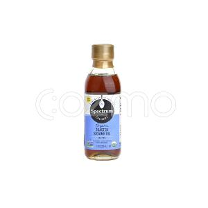 Spectrum Culinary Organic Unrefined Toasted Sesme Oil 236ml