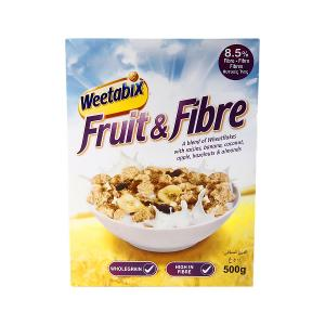 Weetabix Fruit & Fiber Cereal (500 g)