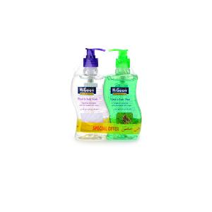 HiGeen Hand & Body Wash 500ml - 2Pcs