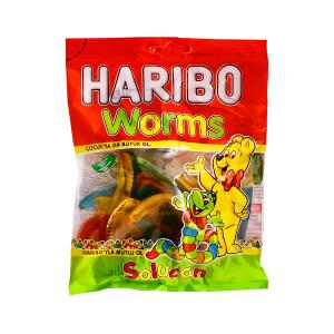 Haribo Worms Candy (200 g)