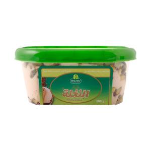 Al Nakhla Finest Halawa Covered with Pistachio 500g