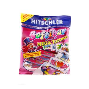 Hitschler SoftibarMega Tattoos Candy (10 pcs x 75 g)