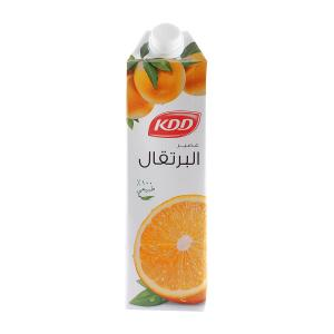 KDD Orange Juice (1 ltr)