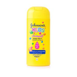 Johnson's Kids Shampoo & Conditioner (400 ml)