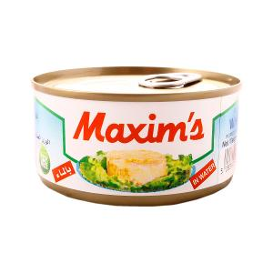 Maxim's Tuna in Water (185 g)