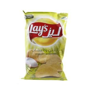 Lay's Chips Yogurt & Herbs (170 g)