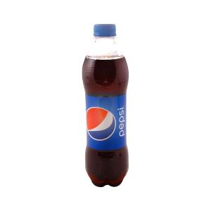 Pepsi Plastic Bottle (500 ml)