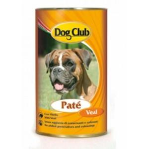 Dog Club Dog Food Veal Flavour (400 g)