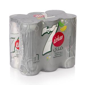 7 Up Diet Can (6 pcs x 250 ml)