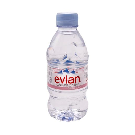 Evian Natural Mineral Water (33 Cl)