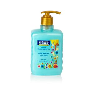 HiGeen Hand & Body Wash Spring Sensation (500 ml)