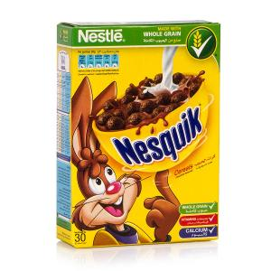 Nestle Nesquik Chocolate Cereal (30 g)
