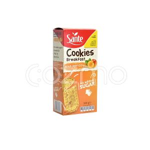 Sante Breakfast Cookies With Apricot 300g