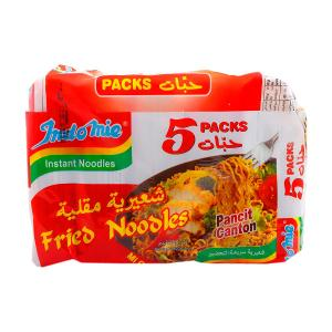 Indomie Instant Noodles Fried  5Pcs x 70g
