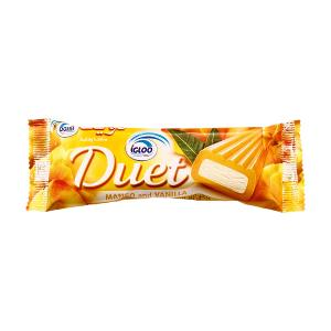 Igloo Ice Cream Duet Mango & Vanilla (65 g)