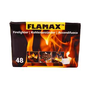 Flamax Firelighter 48 Pcs