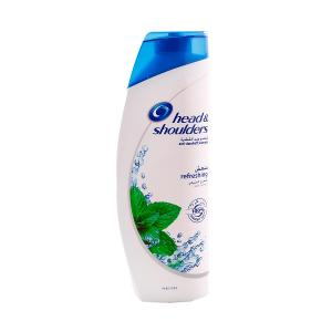 Head & Shoulders Shampoo Refreshing Mint 400ml