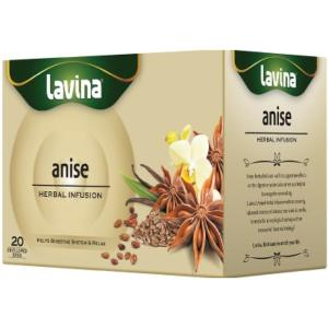 Lavina Herbal Infusion Anise (20 bags)