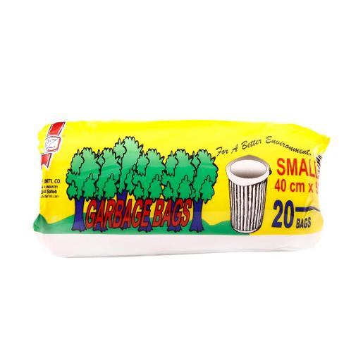 RZ Garbage Bags Small (20 bags)