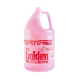 Golden Dishwashing Liquid Pink Gallon
