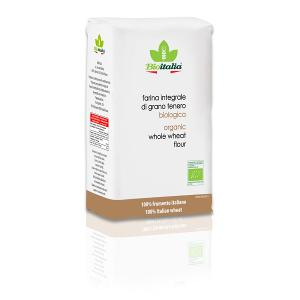 Bio Italia Whole Wheat Flour (1kg)