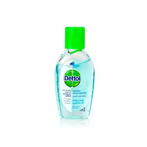 Dettol Instant Hand Sanitizer Purity (50ml)