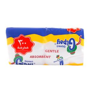 Sanita Gipsy Facial Tissues (300 sheets)