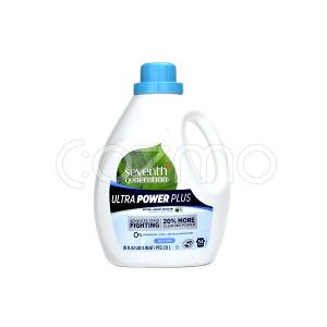 Seventh Generation Ultra Power Plus Free & Clear Laundry Detergent  2.8 Ltr