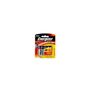 Energizer Max Power Seal Technology Batteries , AAA  4+2 Pack