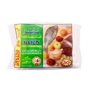 Napco Food Storage Bags X-Large #16 (50 bags)