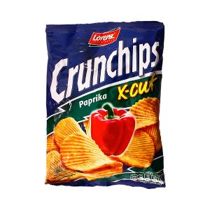 Lorenz Crunchips X-Cut Paprika (150 g)