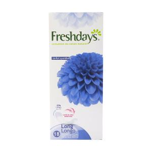 Sanita Freshdays 20% Longer (18 pcs)