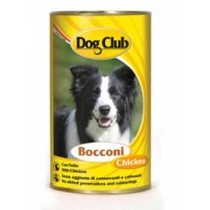 Dog Club Dog Food Chicken Flavour (400 g)