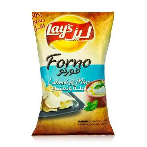 Lay's Forno Chips Labaneh & Mint (170 g)