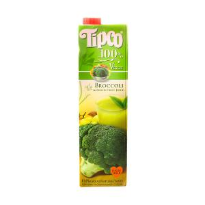 Tipco Veggie Broccoli Juice (1 ltr)