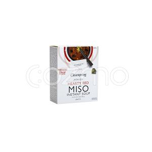 Clearspring Miso Soup With Sea Vegetables 40g