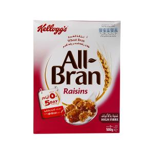 Kellogg's All Bran Raisons (500 g)