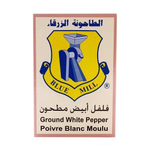 Blue Mill White Pepper 60g